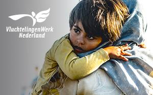 Noodactie voor vluchtelingen
