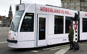 Nederland is vol...