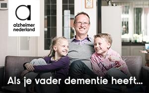 Alzheimer Nederland en Vaderdag