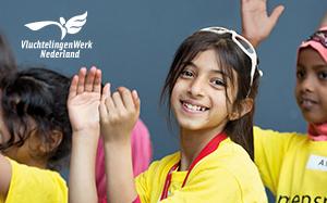 VluchtelingenWerk geeft om kinderen!