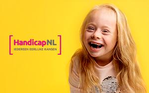 Bijzondere campagne HandicapNL