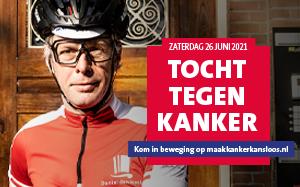 Rotterdam komt in beweging tegen kanker