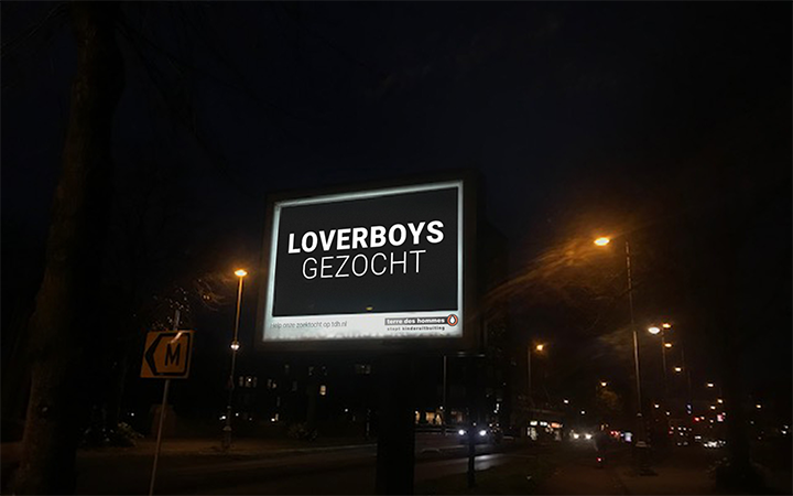 WATCH zoekt loverboys