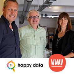Happy Data en WWAV slaan handen ineen